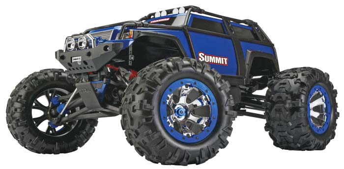 Traxxas Summit 4WD 2.4GHz RTR w/2 7-Cell Batteries