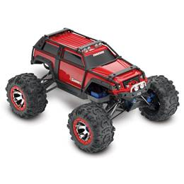 Traxxas Summit 4WD RTR 2.4GHz Red