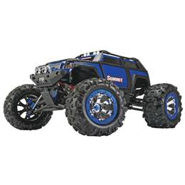 Traxxas Summit 4WD RTR 2.4GHz Blue